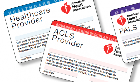 acls bls aha pals renewal resuscitation certification cardiopulmonary cpr course cards aed conference heart american association registered pune newsletter certificates